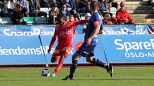 Ifeanyi Mathew mot Stabæk