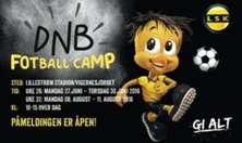 DNB Fotballcamp fotballskole