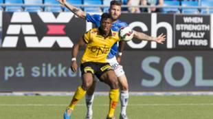 Fred Friday mot Molde