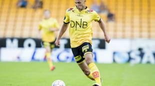 Bassel Jradi mot Strømsgodset