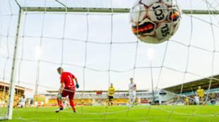 Marius Lundemo scorer mot Strømsgodset