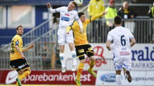 Michael Jakobsen mot Haugesund