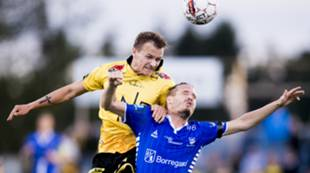Ole Martin Rindarøy mot Sarpsborg 08