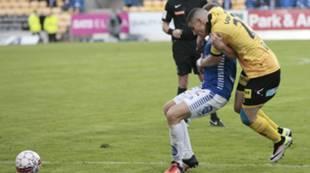 Mohamed Ofkir mot Sarpsborg 08