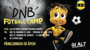 Fotballcamp 2016