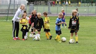 DNB Fotball Camp 2016 fotballskole