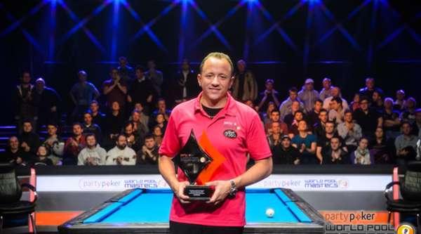 Shane van Boening wint World Pool Masters