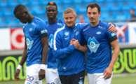 Molde FK - Bodø/Glimt 3-2 Diop, Sarr, Solskjær og Forren