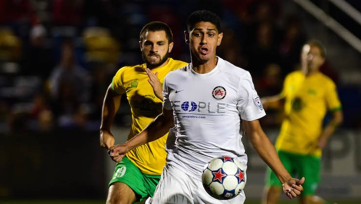 Jaime Chavez ends goal drought, hungry for more