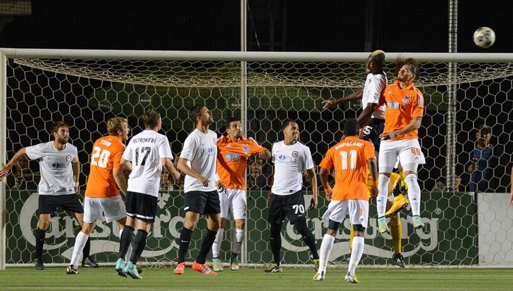 Silverbacks aim to finish season with a win