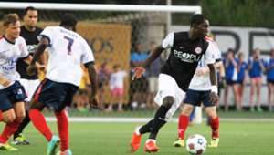 Silverbacks Midfielder Seals Switch to NYCFC