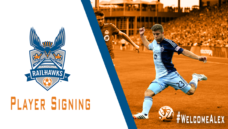 RailHawks Sign Alex Martinez Prior to Roster Freeze Date