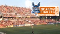 2015 Season Tickets On-Sale NOW!