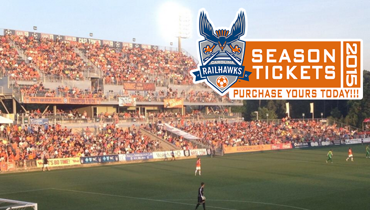 2015 Season Tickets On-Sale NOW!