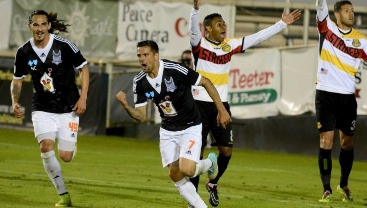RailHawks Remain in Contention for a Spot in The Championship