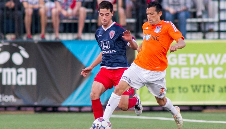 Match Preview: Carolina RailHawks at Indy Eleven