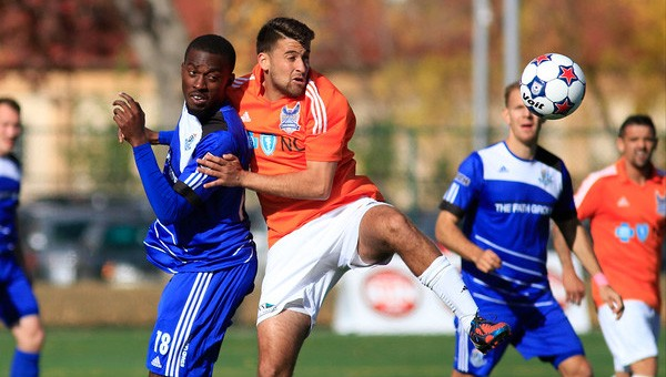 RailHawks Defeated in Canada