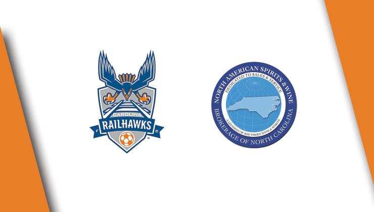 North American Spirits and Wine Brokers Renews Corporate Partnership with RailHawks