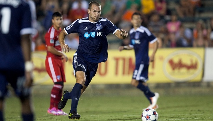 Austen King Set to Return to the RailHawks