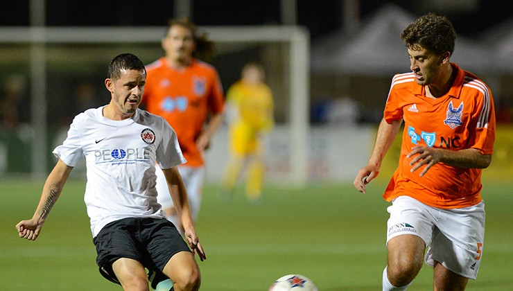 RailHawks Win & Remain in the Hunt for the Final Spot in The Championship
