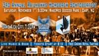 RailHawks to Host Third Annual Pre-Game Homebrew Soktoberfest