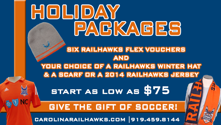 2014 Holiday Packages