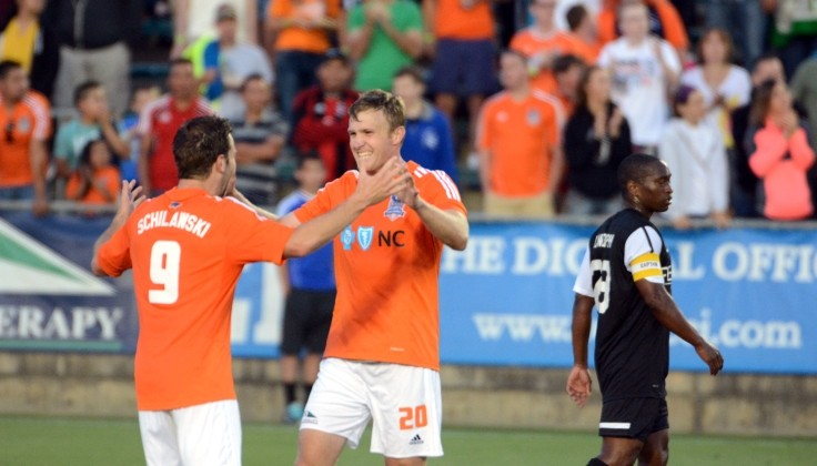 Match Preview: Carolina RailHawks at Atlanta Silverbacks