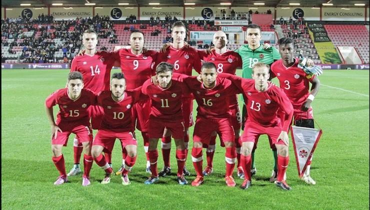 Canada Men's U-20 Round Up