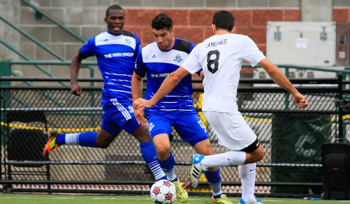 Match Preview: Out But Not Down versus Atlanta Silverbacks