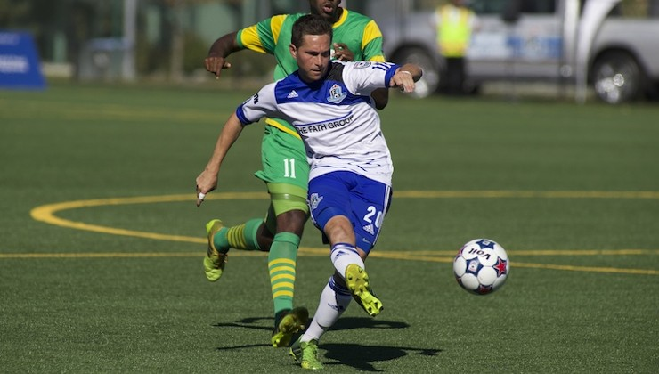 FCE Match Recap: FC Edmonton Take All Three Points in Crucial Home Victory