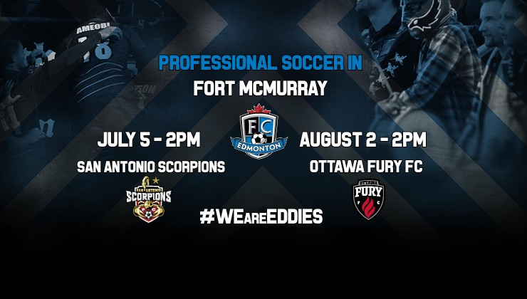 FC Edmonton is Northern Alberta's Soccer Team