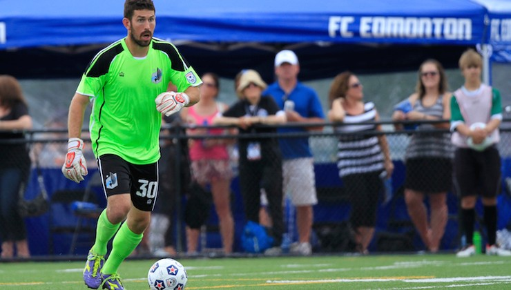 Eddies Add Goalkeeper Van Oekel To Roster