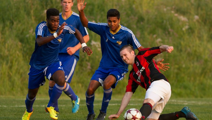 Three FCE Academy Players Make the Cut for Canadian National U-18 Camp