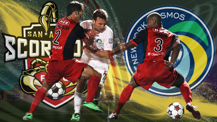 MATCH PREVIEW: Scorpions vs Cosmos