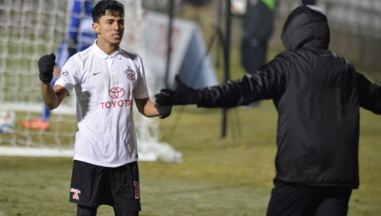 Big Second Halves From Elizondo and Palomeque Keys Scorpions Win
