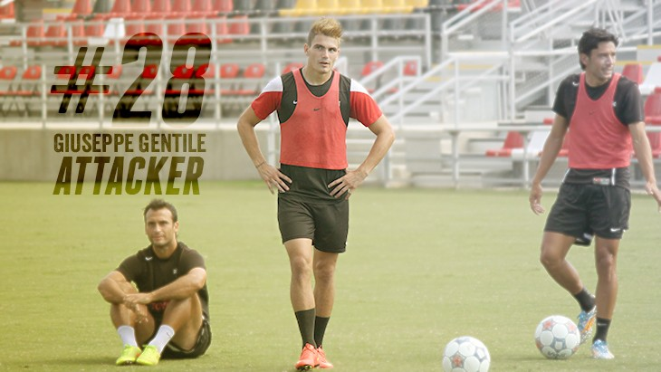 Gentile Looks to Juice Up the Scorpions' Attack