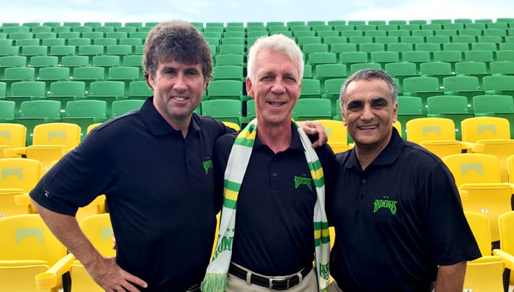 Tampa Bay Rowdies Name Thomas Rongen Head Coach