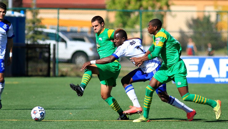 Rowdies Fall 1-0 to FC Edmonton