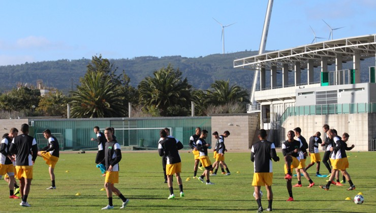 #RowdiesInPortugal Day Two: Settling In
