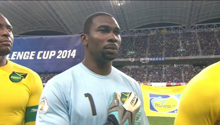 Goalkeeper Ryan Thompson Reflects on Trip with Jamaican National Team
