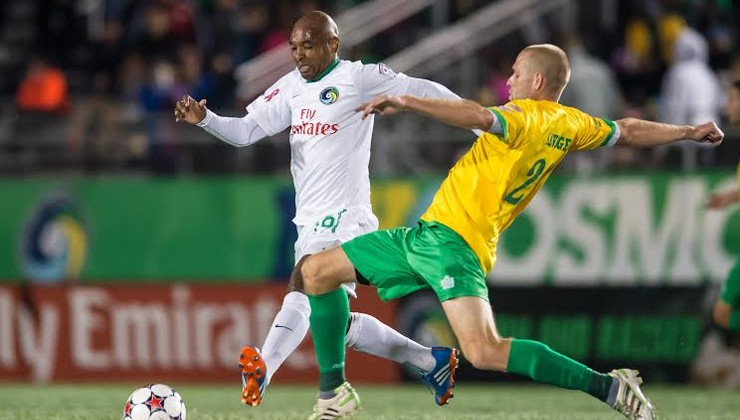 Rowdies Trail Cosmos 2-1 In Second Half