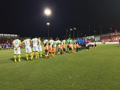 Rowdies Beaten 7-0 By Scorpions In San Antonio