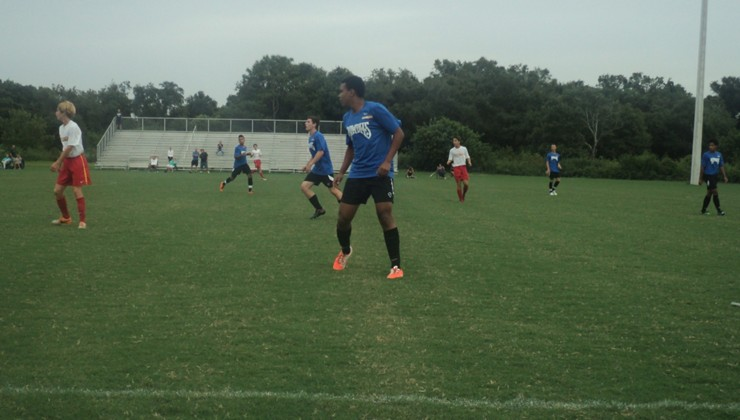 U-16 Chargers SC/Rowdies Defeats Weston Academy 2-1