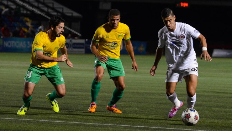 Rowdies and Silverbacks Play Out 1-1 Draw In Atlanta