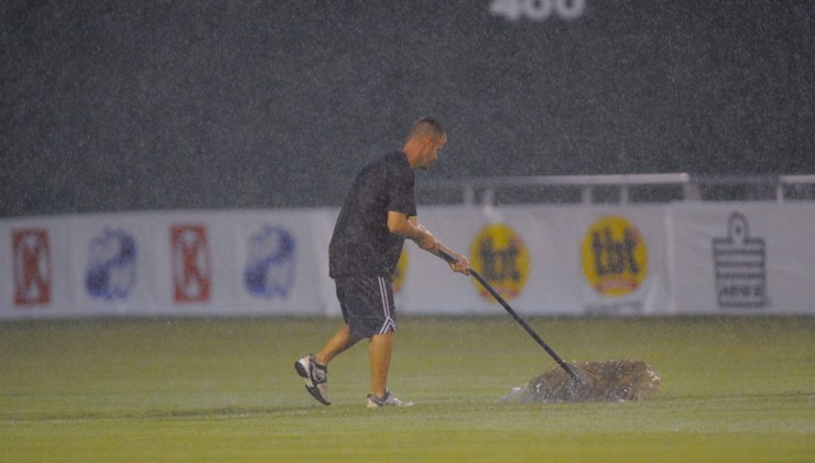 Rowdies-Strikers Match Postponed To October 8 Due To Weather