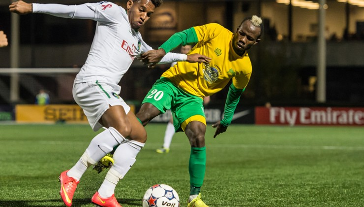 Rowdies and Cosmos Draw 2-2 After Late Frimpong Equalizer