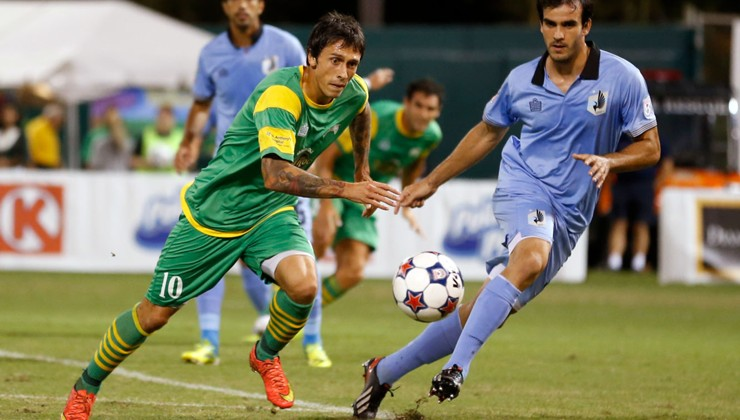 Rowdies Fall 3-2 To Minnesota United FC