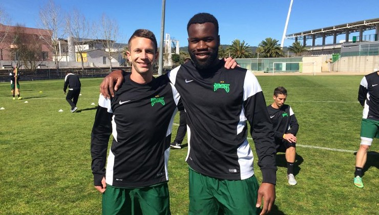 #RowdiesInPortugal Day Eight: Soccer Tennis
