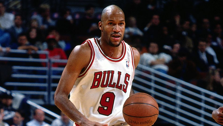 Ron Harper Bulls