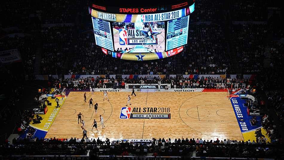 NBAオールスターゲーム2018が高視聴率を記録